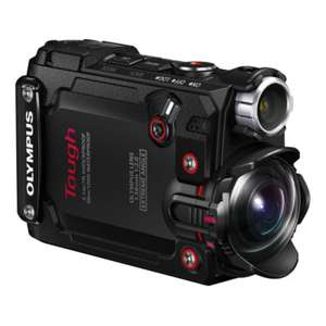 Olympus Tough TG-Tracker action cam Zwart