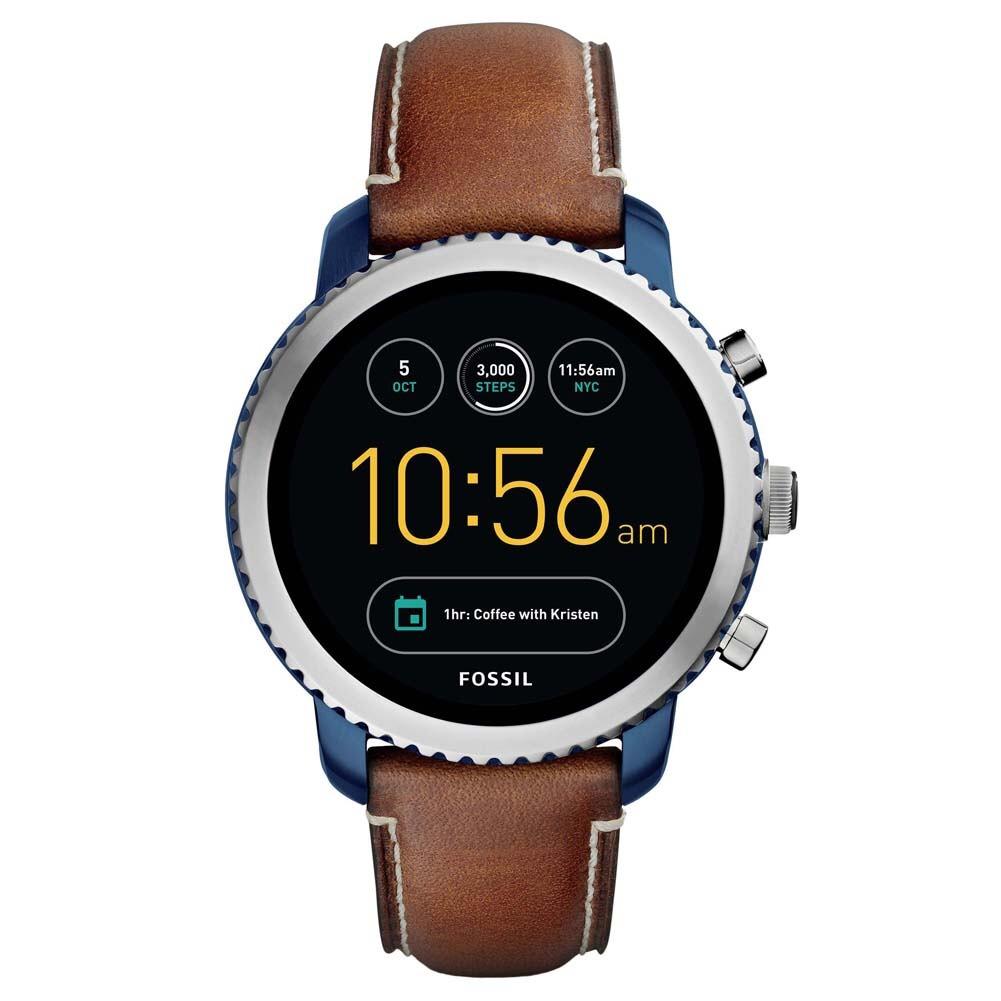 Fossil Q Explorist Gen 3 Smartwatch FTW4004 (met kortingscode nieuwsbrief 5 euro extra korting)