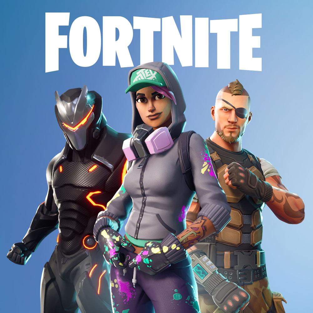 Fortnite Switch vanaf nu beschikbaar en gratis te downloaden