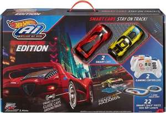 Hot Wheels AI racebaan starter-set | -50% outlet prijs