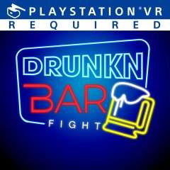 Drunkn Bar Fight (PS VR-game)