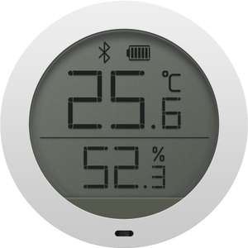 Xiaomi Mi Bluetooth Digital Hygrometer Thermometer voor 8.72€