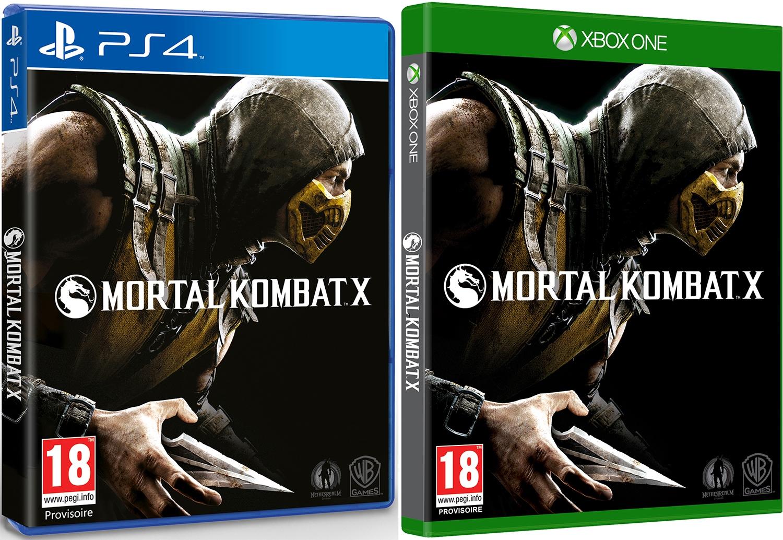 Mortal Kombat X (PS4/Xbox One) voor €45,35 @ Zavvi.nl
