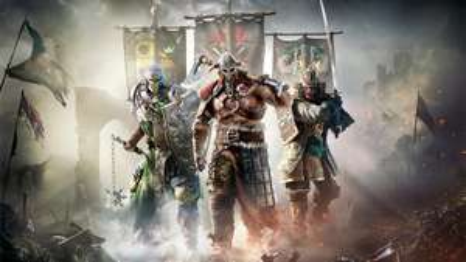 Gratis For Honor via uplay (PC)