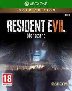 Resident Evil 7 Gold Edition Xbox One €19,95 @ Coolshop