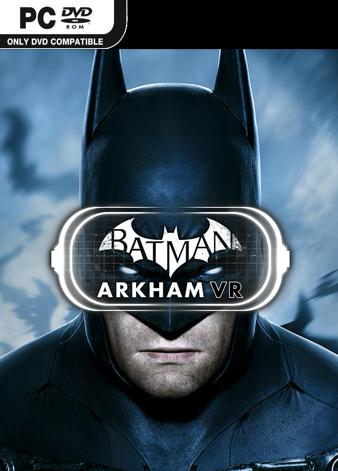 Batman: Arkham VR PC @CDKeys voor €3,22
