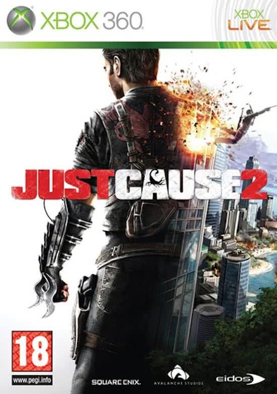 Just Cause 2 en Deus Ex: Human Revolution (Xbox 360/One) voor €1,49 per stuk @ Microsoft Store