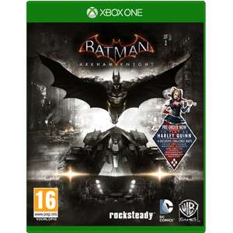 Batman Arkham Knight xbox one nu intertoys online 9,98