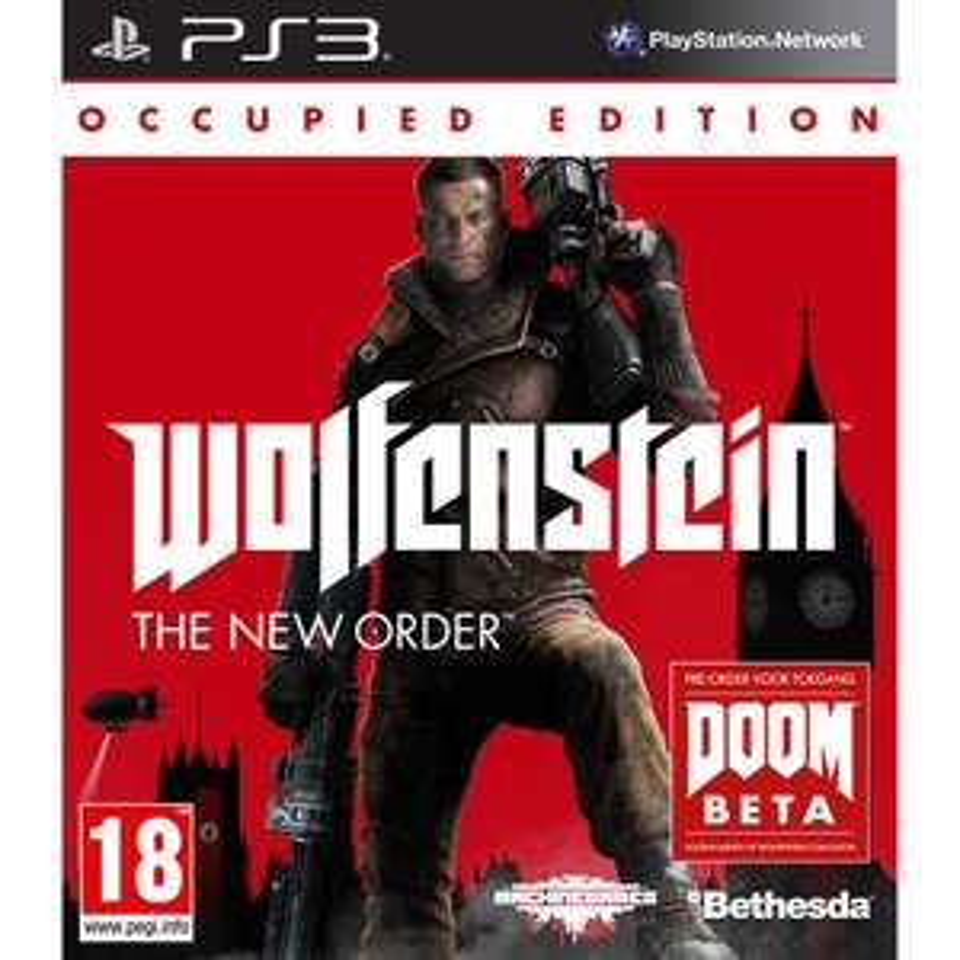 Wolfenstein: The New Order Occupied Edition (PS3) voor €1 @ Intertoys