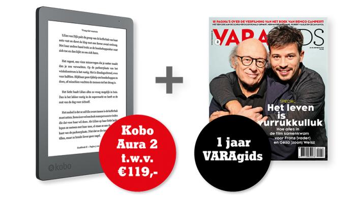 Kobo Aura 2 e-reader