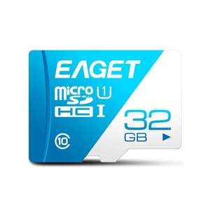 EAGET T1 Class 10 80MB/s TF Card 32GB - Rosegal - €4.20