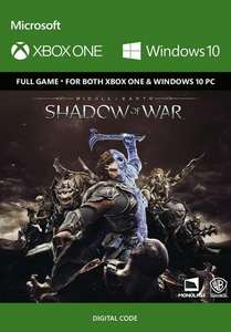 Middle-Earth: Shadow of War Xbox One / PC - @CDKeys voor €14,05 -52.3%