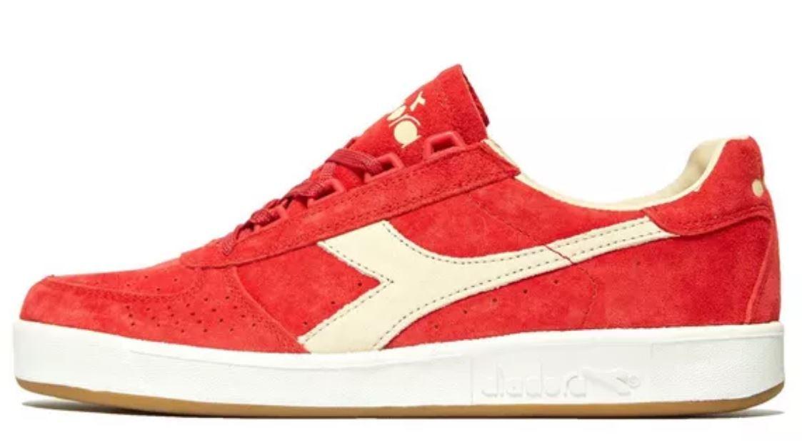 Diadora B.Elite heren sneakers -75% + met code gratis verzending @ JD Sports
