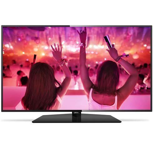 """Philips ultraplatte Smart LED TV 49"""" als weekendaanbieding bij FOKA."""