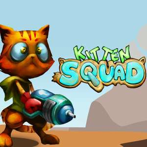 Kitten Squad Nintendo Switch gratis