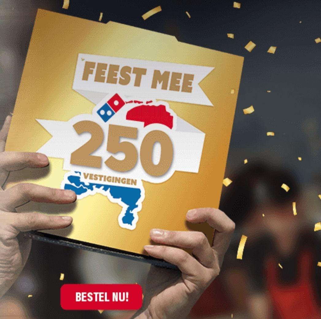 Landelijke actie: Pizza voor €1