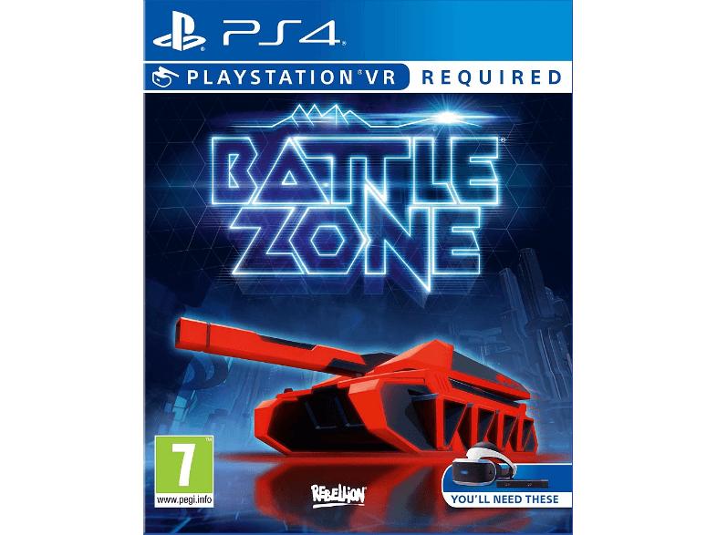 [MEDIAMARKT BELGIË] Battlezone VR, RIGS VR, StarBlood Arena VR elk €5,99