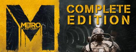 Metro: Last Light (Complete Edition) game voor €9,99 - Steam dagaanbieding