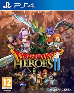 Dragon Quest Heroes II PS4 (Plus 2,49 verzendkosten)