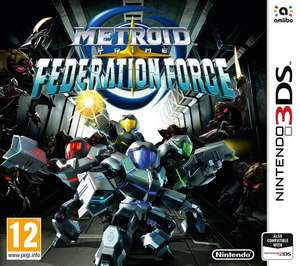 Metroid Prime Federation Force (3DS) voor €9,98 @ Intertoys