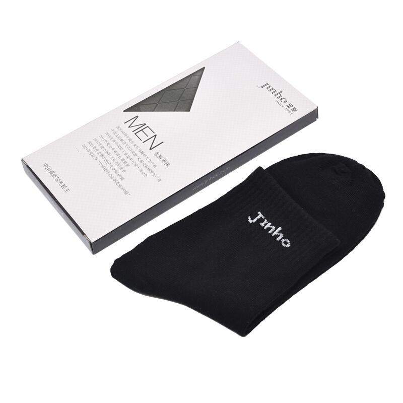 1 paar Golden Monkey JINHOU zwarte enkel sokken voor €0,34 @ Joybuy (China)