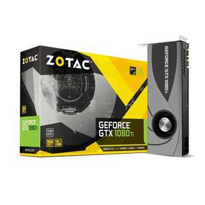 Zotac GeForce 1080 ti (Blower Edition)