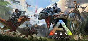 Ark Survival Evolved voor PC 19,80 @Steam