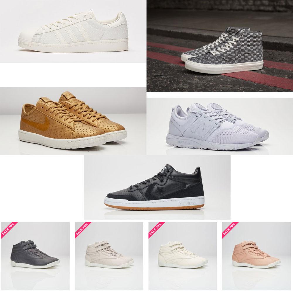Veel sneakers afgeprijsd met 70% @ Sneakersnstuff