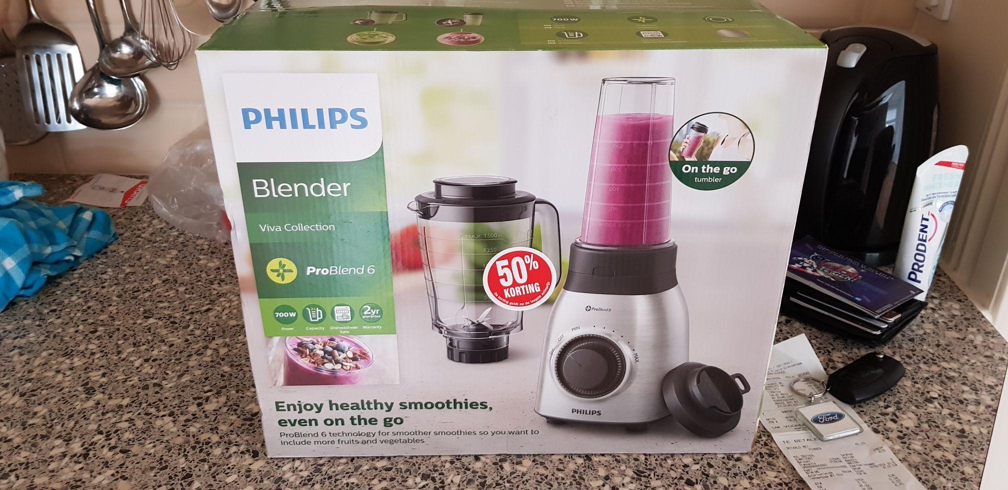 Philips Blender HR3553/00 @  Albert Heijn