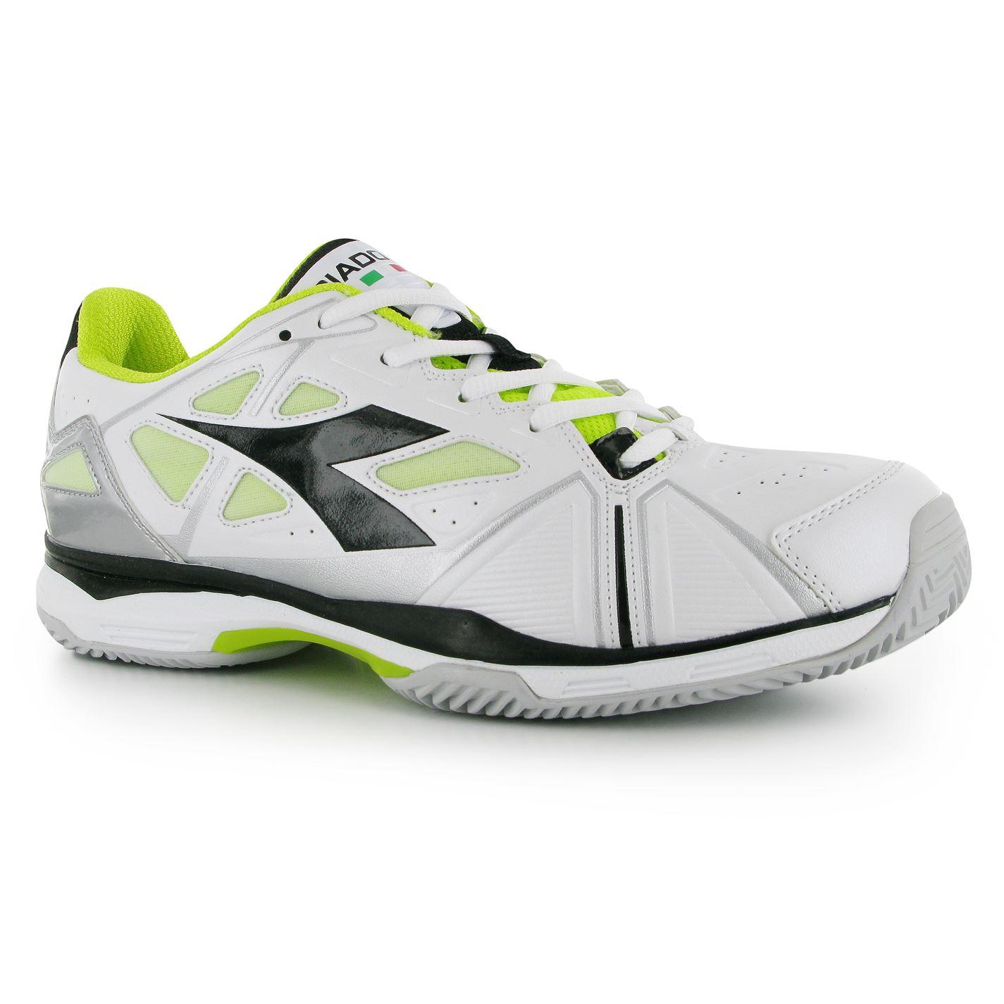 Tot 80% korting op (Diadora) tennisschoenen (dames/heren) @ SportsDirect