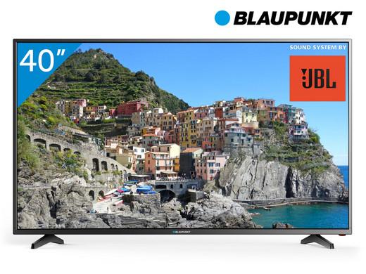 """Blaupunkt 40"""" Full HD LED TV BLA-40 Full HD met JBL Audio - €199 @ iBood"""