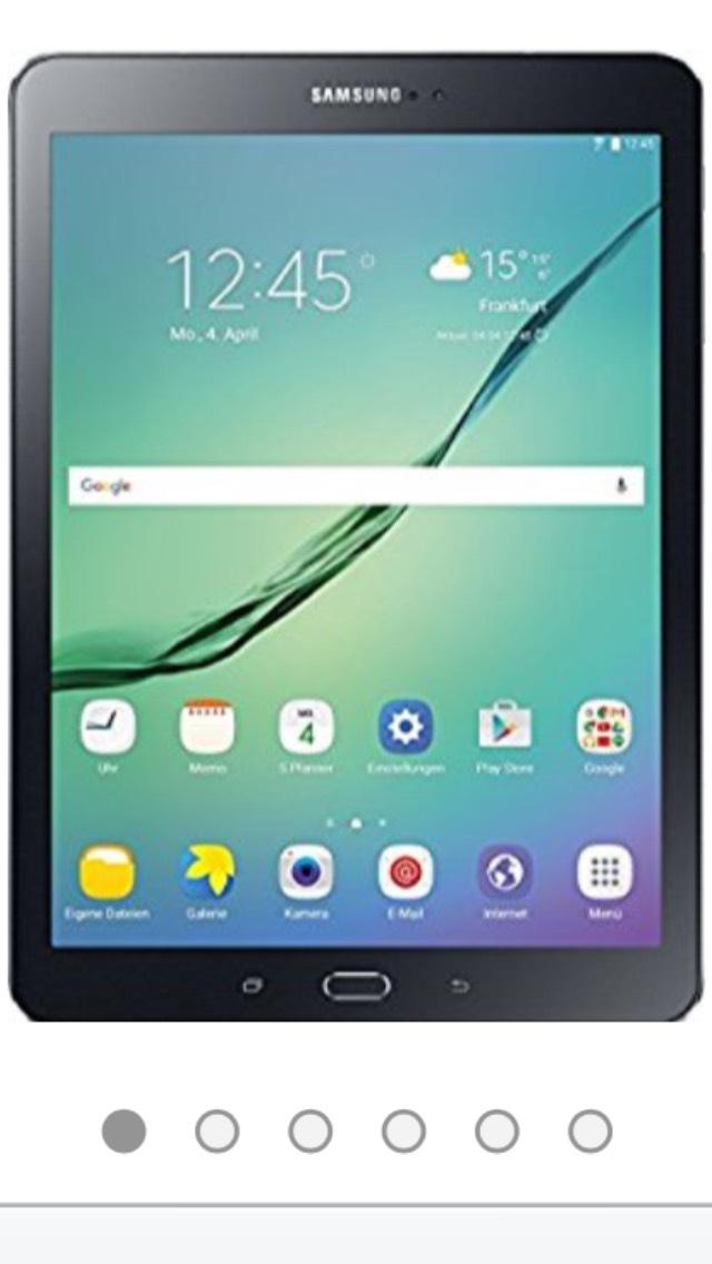 Samsung Galaxy Tab S2 T813 24,6 cm (9.7 Inch) WI Fi Tablet