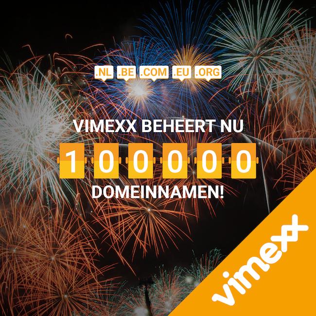 .EU domeinnamen registreren voor €1,50 - Vimexx
