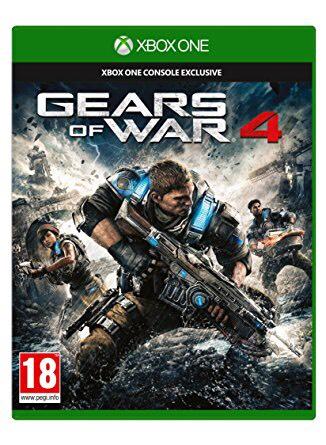 Hij is er weer: Gears of War 4 (+alle andere delen)