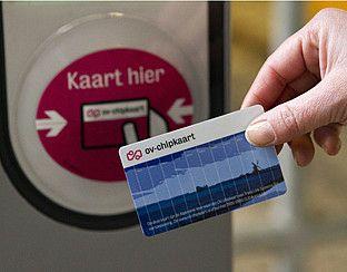 Gratis OV-chipkaart