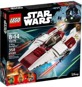 LEGO Star Wars A-Wing Starfighter (75175) voor €34,98 @ Bart Smit