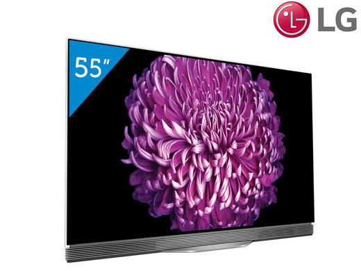 "LG 55"" 4K OLED TV (E7) @iBOOD"