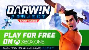 Darwin Project (Game Preview) gratis vanaf 4 juli @ Xbox