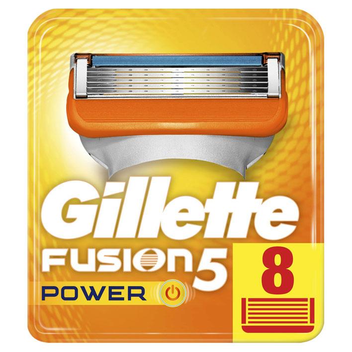 Gillette Fusion & Gillette Fusion Proglide Power - 8 stuks @Kruidvat (Online&Winkels)
