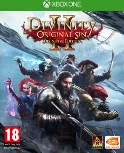 [PRIJSFOUT] Divinity - Original Sin 2 Definitive Edition (Xbox One Pre-order) voor €5,99 @ Games4Us