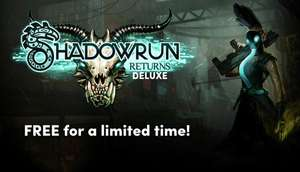Gratis SHADOWRUN RETURNS DELUXE @ Humble Bundle