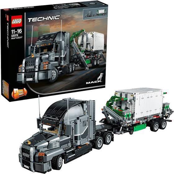 LEGO Technic Mack Anthem - 42078 (Prime only)