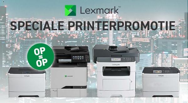 Lexmark Laser printers [PRICEDROP] (Printers vanaf € 64,95)