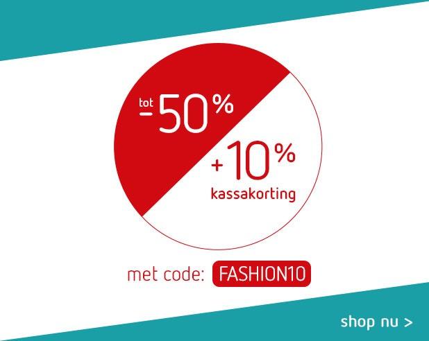 Kleertjes.com weekenddeal -10% op de Sale