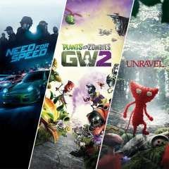 Need for Speed, Plants vs. Zombies 2 &Unravel voor $10 @ Amerikaanse Playstation Store