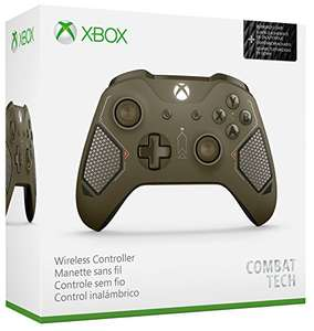 Xbox One Wireless Controller: Combat Tech Special Edition (en meer)