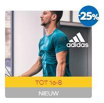25% korting bij Adidas @ Eurosparen