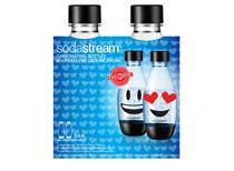 SodaStream flessen Emoji Twinpack 0,5L