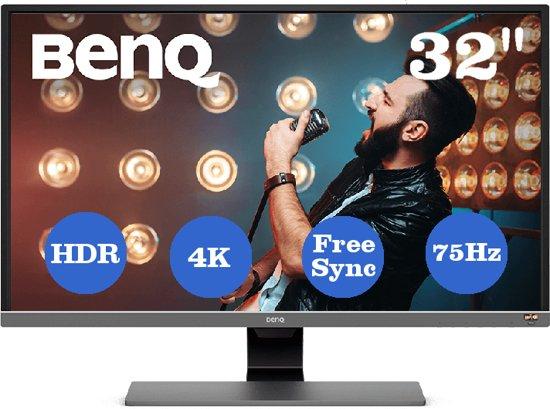 [PRIJSFOUT?] BenQ EW3270U - 4K HDR Monitor voor €299 @ Bol.com