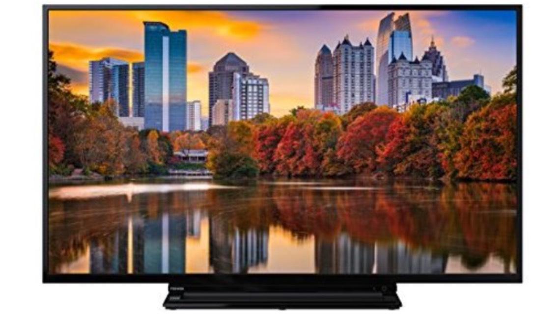 "[Amazon] Toshiba 43V5863DA 43 inch ""TV (4K Ultra HD, Dolby Vision HDR, Triple Tuner, Smart TV)"